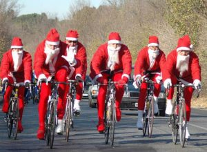Christmas Ride & Dinner @ Colwyn Bay Cricket Club | Rhos on Sea | Wales | United Kingdom
