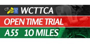 WCTTCA Open 10 Mile Time Trial @ A55 Course D10/15