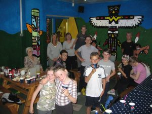 Rhos Junior Christmas Function and Presentation at the Palace Fun Centre Rhyl @ Geronimo's Indoor Adventure Playzone | Wales | United Kingdom