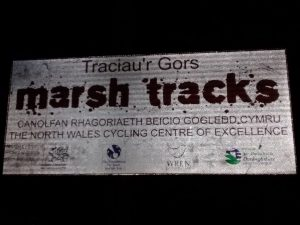 Floodlit Mid WeeK Training & Bike Handling @ Marsh Tracks | Wales | United Kingdom